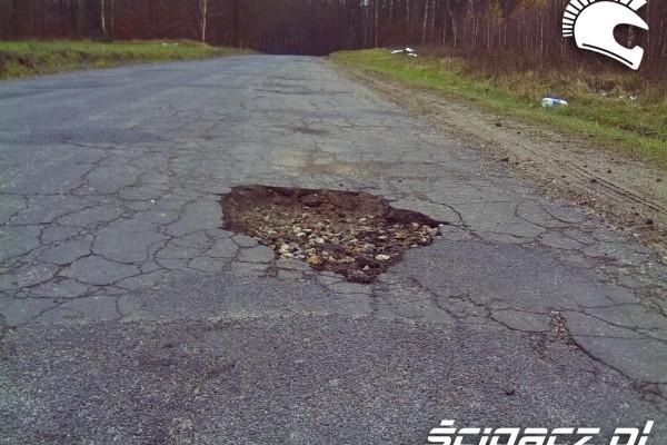 EuroRAP - polskie drogi najniebezpieczniejsze w Europie