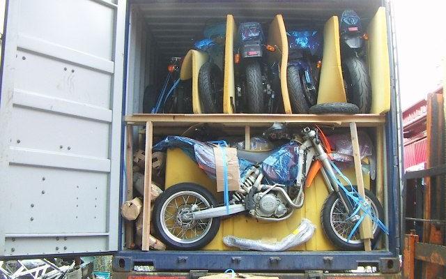 Import prywatny motocykli - punkty widzenia