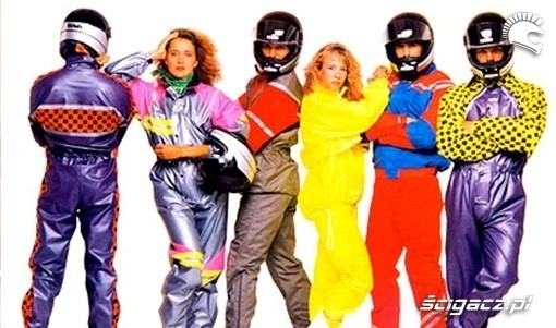 Moda motocyklowa - wczoraj, dziś, jutro