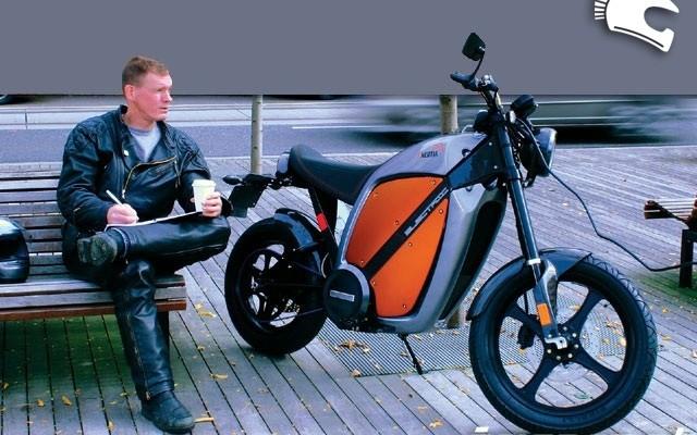 Motocykle elektryczne nadciągają