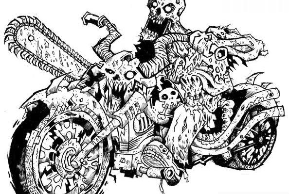 Najlepsze motocykle do jazdy w świecie opanowanym przez zombie