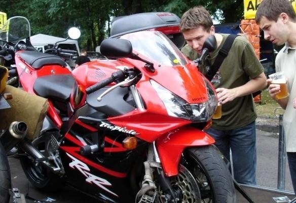 Ocena motocykla? Nic... trudniejszego