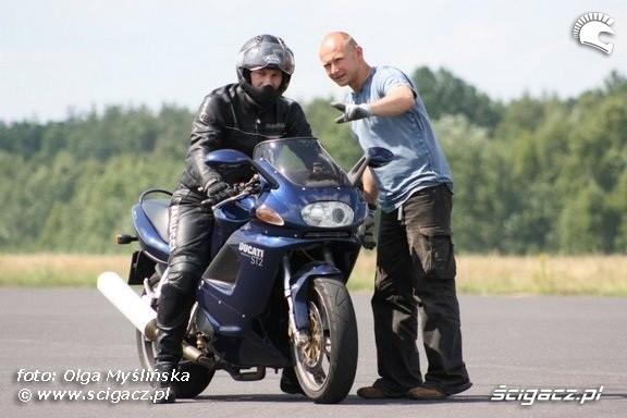 Szkolenie motocyklistów a odpowiedzialność państwa