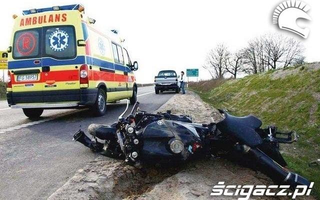 Ubezpieczenie dla motocyklisty