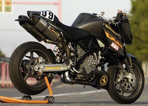 Wyścigi motocyklowe - ile to kosztuje?