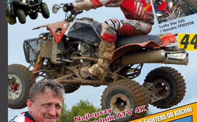 ATV Sport - magazyn o quadach i sporcie motorowym