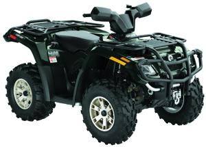 Can-Am  Outlander 400 EFI