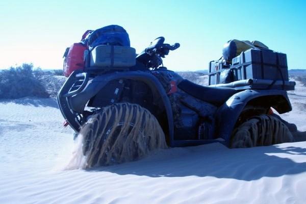 Libia Quad Adventure 2008