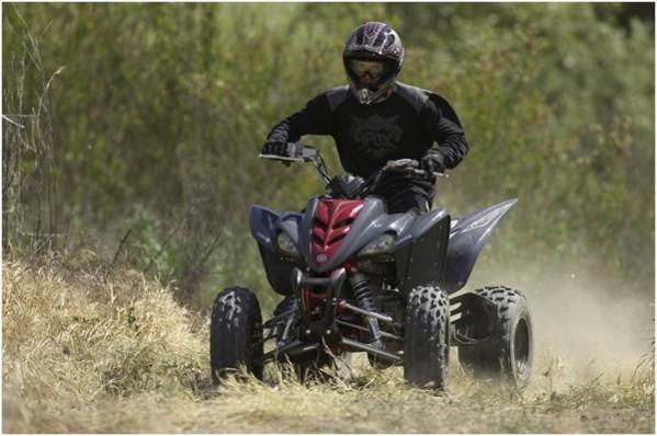 Prawo jazdy na quady praktycznie pewne!