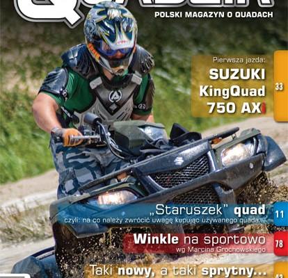 Quadzik - polski magazyn o quadach
