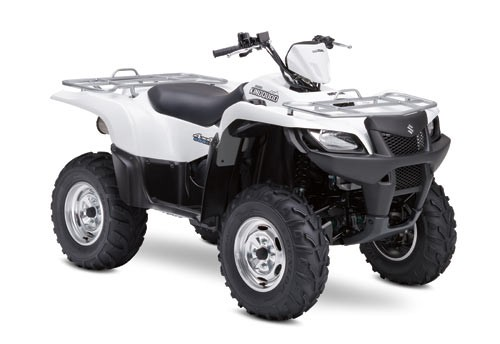 Suzuki KingQuad 500AXi 4x4 Power Steering 2009