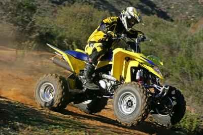 Suzuki QuadSport Z-400 na rok 2009