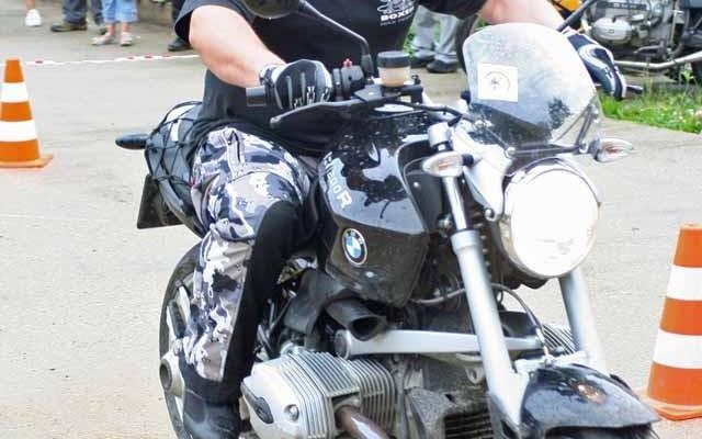 VII Międzynarodowy Zlot Właścicieli Motocykli BMW w Łapinie Górnym