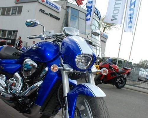 Sprzedaż motocykli w czerwcu