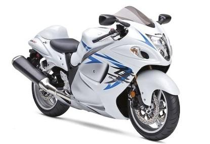 Sprzedaż motocykli w sierpniu
