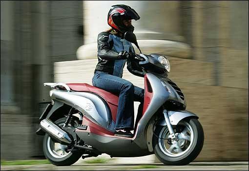 Honda PS125 - kolejna nowość na 2008 rok