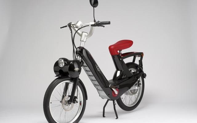 Solex - elektryczny motorower
