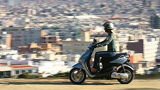 Yamaha Neo's na rok 2008