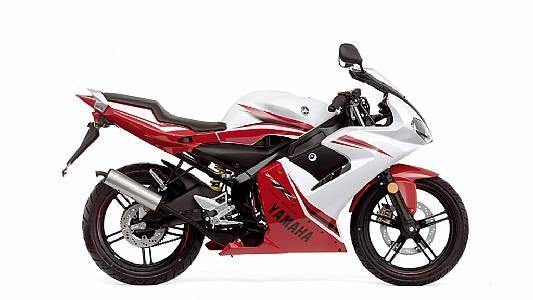 Yamaha TZR 50 - najmniejsza sportowa Yamaha