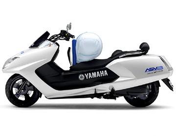 Airbag w skuterze