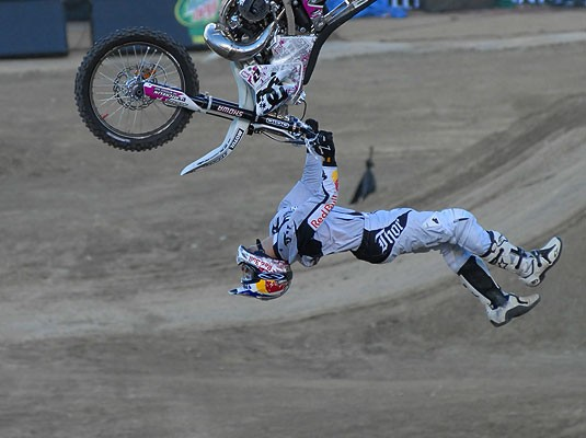 Freestyle Motocross - wyzwanie rzucone odwadze