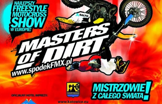 Konkurs Masters Of Dirt rozstrzygnięty!