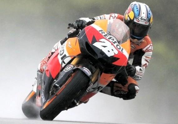 Runda MotoGP na Sepang - wyniki