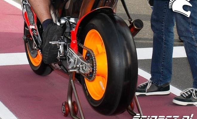 MotoGP: za kulisami – opony