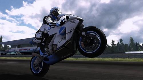 MotoGP 07 i SBK 07 - wirtualny wypas