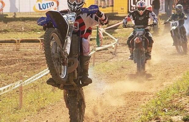 Motocrossowe Mistrzostwa Polski i Puchar Pomorza - relacja