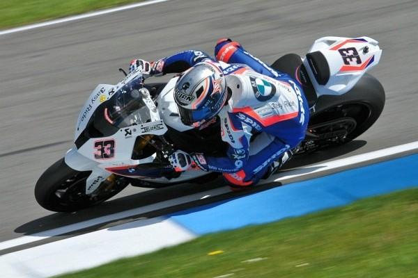 World Superbike - historyczny wynik BMW na Donington Park
