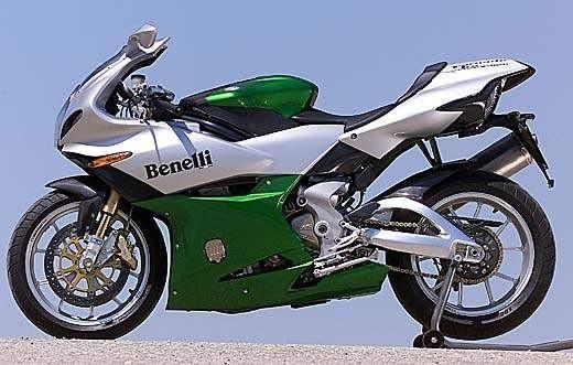 Benelli Tornado  900 TRE Limited Edition