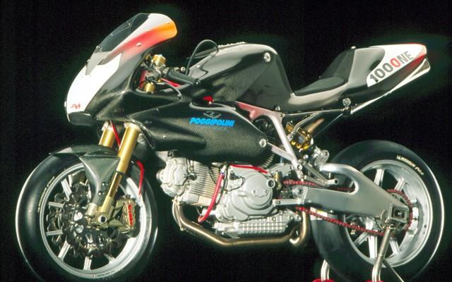 Sportowe Egzotyki - Ducati NCR 1000 NE