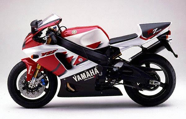 Sportowe Egzotyki - Yamaha YZF-R7