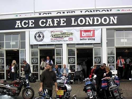 Ace Cafe – legenda wiecznie żywa