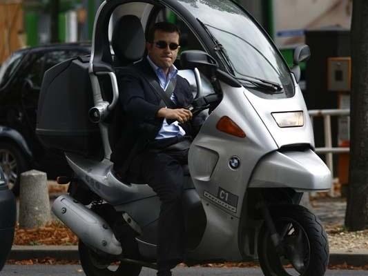Paryskie motocykle