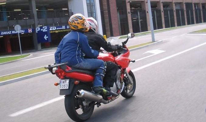 Motocyklem we dwoje