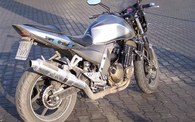 Kawasaki Z750 - wady i zalety