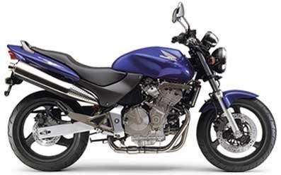 Używana Honda Hornet CB600