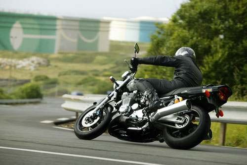 Używana Yamaha XJR 1300