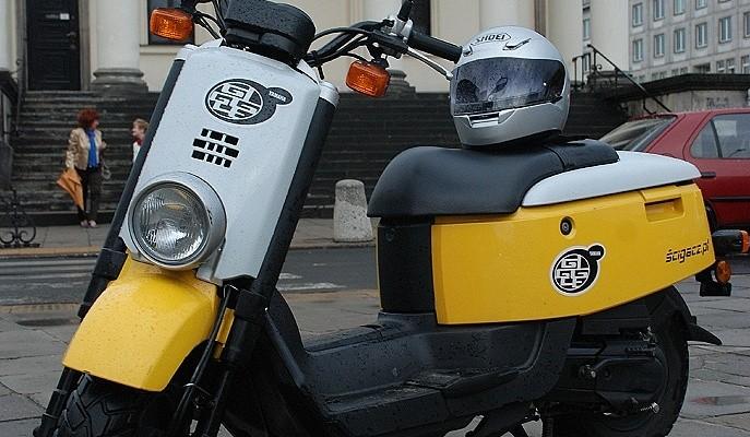Yamaha Giggle po 6000 km