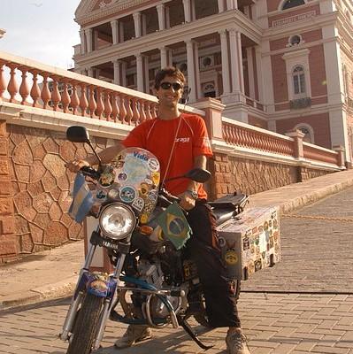 Amazonia i wenezuelskie bezdroża na motocyklu