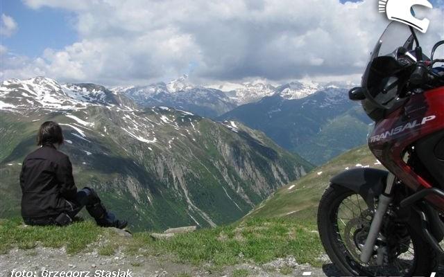 Motocyklem po południowej Europie - część druga