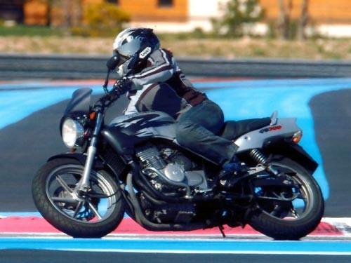 Honda CB500 - cebulkowy twin