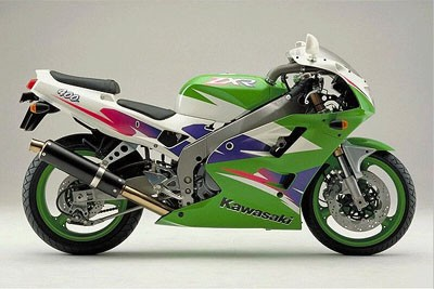 Używane Kawasaki ZXR400