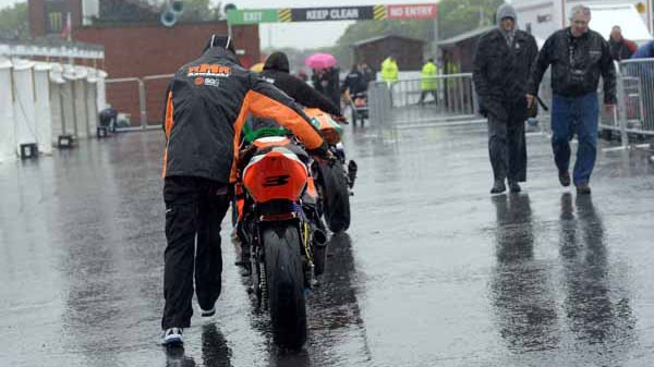 Isle of Man TT 2017: Czwartkowe wyścigi odwołane