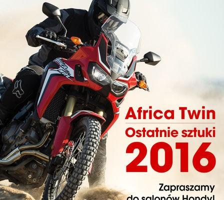 Koniec lata początkiem wyjątkowych promocji na motocykle i skutery Honda!