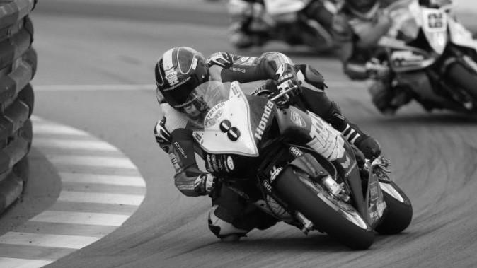 Dan Hegarty Macau Grand Prix z