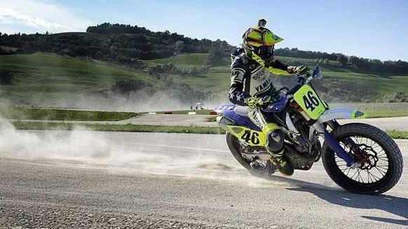 Valentino Rossi z