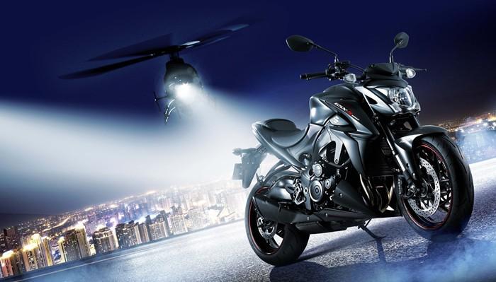 Bezpieczeństwo od Suzuki. Ciekawy patent na lepszą widoczność na drodze